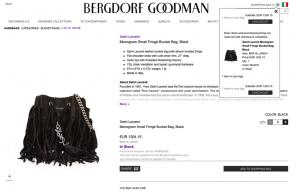 Carrello Bergdorf Goodman
